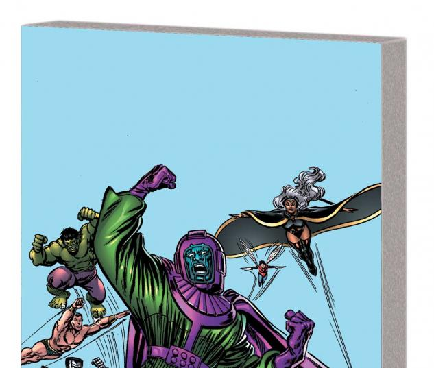 AVENGERS: THE ONCE AND FUTURE KANG TPB