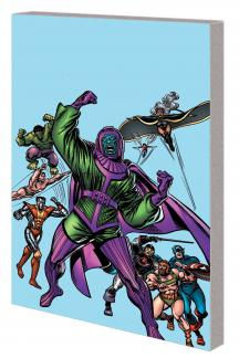Avengers: The Once and Future Kang (Trade Paperback)