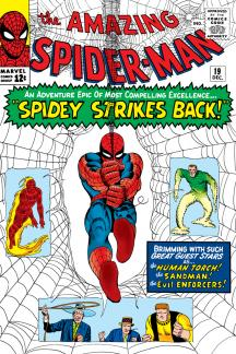 Amazing Spider-Man (1963) #19