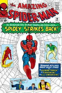 Amazing Spider-Man (1963) #19