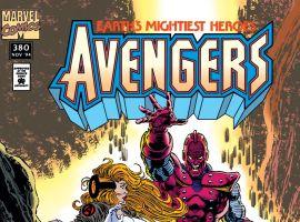Avengers (1963) #380 Cover