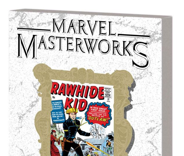 MARVEL MASTERWORKS: RAWHIDE KID VOL. 1 TPB VARIANT (DM ONLY)