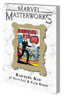Marvel Masterworks: Rawhide Kid (Trade Paperback)