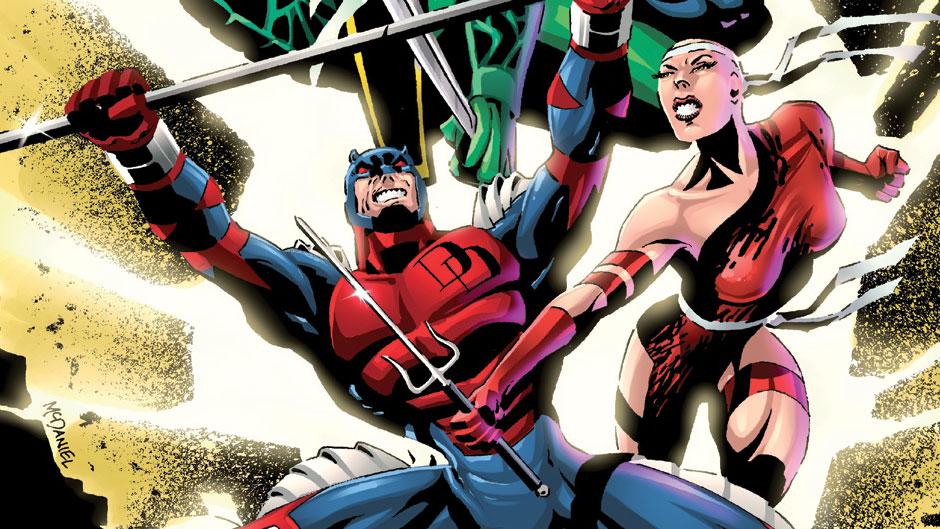 Daredevil Spotlight: D.G. Chichester