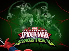 Marvel's Ultimate Spider-Man vs. the Sinister 6 coming in 2016
