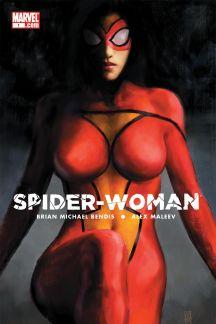 Spider-Woman (2009) #1