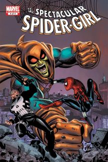 Spectacular Spider-Girl #4
