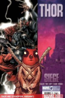 Thor #607  (DEADPOOL VARIANT)