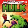 MARVEL ADVENTURES HULK #9