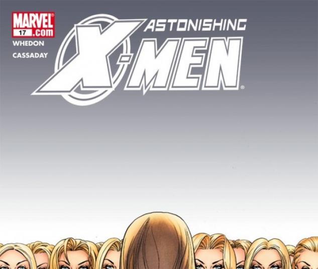 ASTONISHING X-MEN #18
