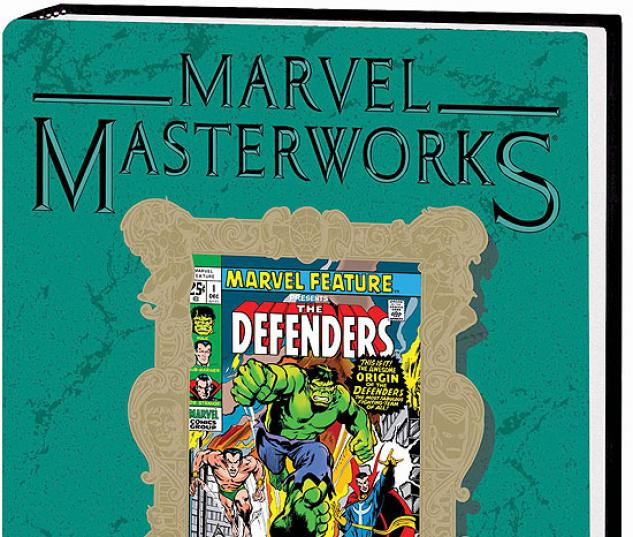 MARVEL MASTERWORKS: THE DEFENDERS VOL. 1 HC #0
