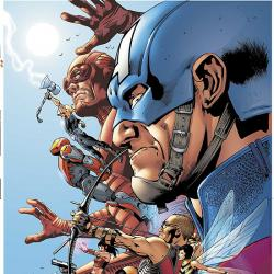 Ultimates 2 Vol. 1: Gods and Monsters (2005)