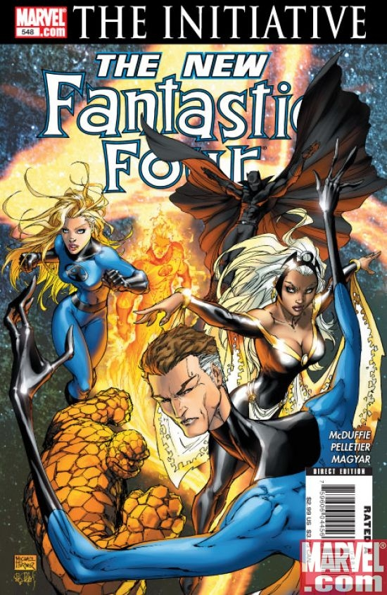 Fantastic Four #548