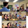 ULTIMATE COMICS SPIDER-MAN #15 preview art by Sara Pichelli 4