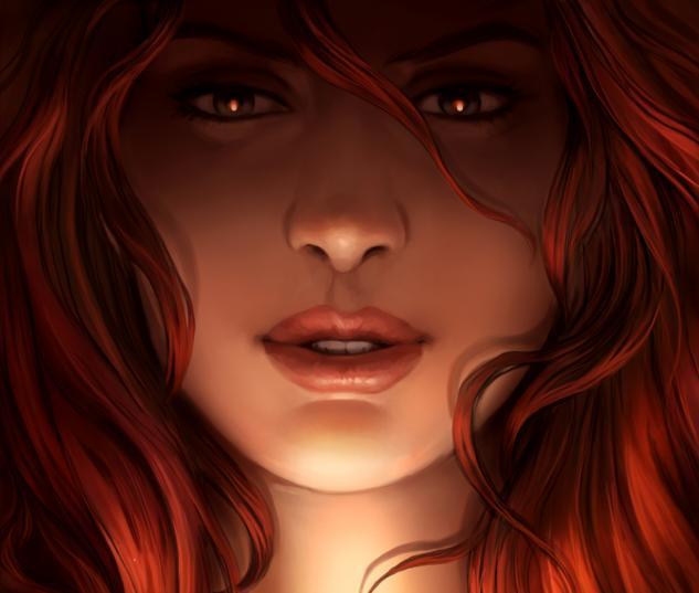Sigil #1 cover by Jelena Kevic-Djurdjevic