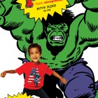 Marvel Super Heroes Fly High With P.S. From Aéropostale