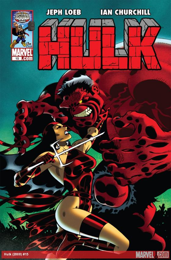 Hulk (2008) #15