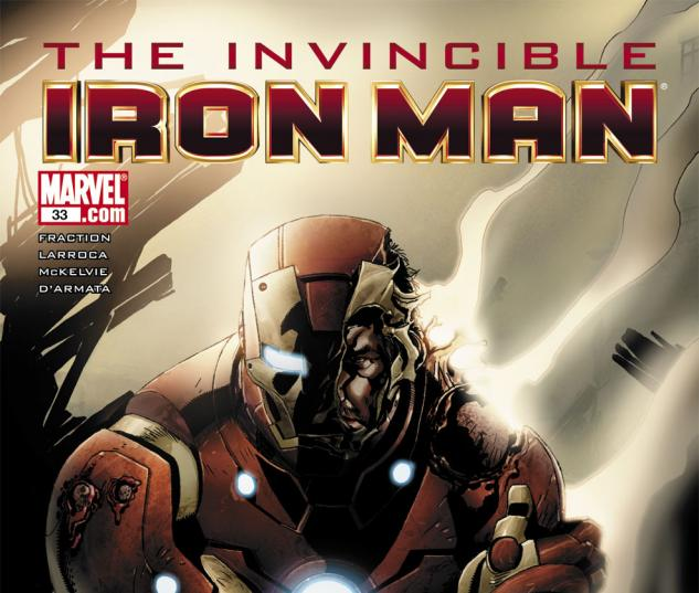 Invincible Iron Man (2008) #33