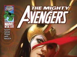 Mighty Avengers (2007) #29