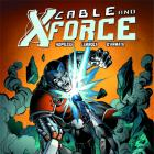 CABLE AND X-FORCE 2 BAGLEY VARIANT (NOW, 1 FOR 50, WITH DIGITAL CODE)
