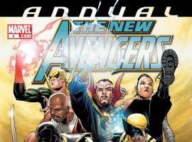 New Avengers Annual (2006) #2