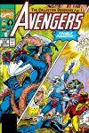 Avengers (1963) #336 Cover
