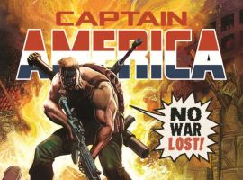 Captain America (2012) #12 cover by Carlos Pacheco