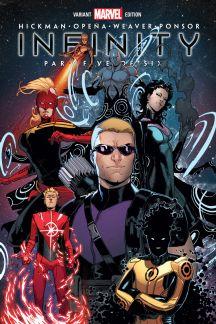 Infinity #5  (Pichelli Hero Variant)