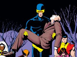 The Tragic Life Of Charles Xavier
