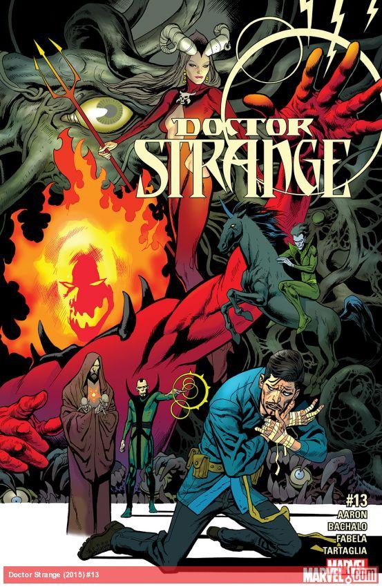 Doctor Strange (2015) #13