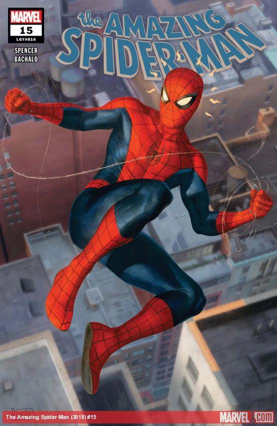 The Amazing Spider-Man (2018) #15