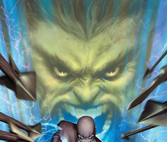 SON OF HULK #15 cover by Alex Garner