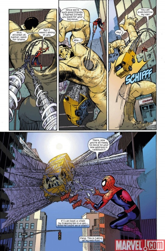 MARVEL ADVENTURES SPIDER-MAN #51, page 6