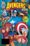 AVENGERS #402 COVER