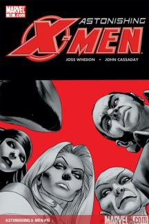 Astonishing X-Men (2004) #15