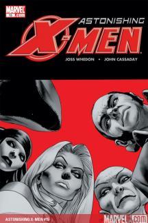 Astonishing X-Men (2004) #15