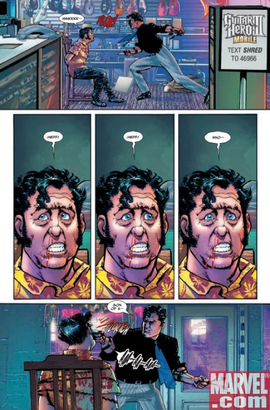 PUNISHER WAR JOURNAL #18, page 4