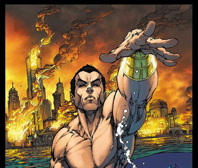 Sub-Mariner (2007) #1