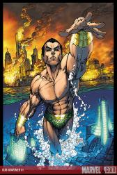 Sub-Mariner: Revolution (Trade Paperback)