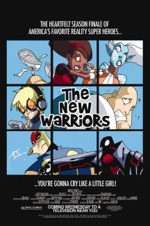 New Warriors (2005) #6