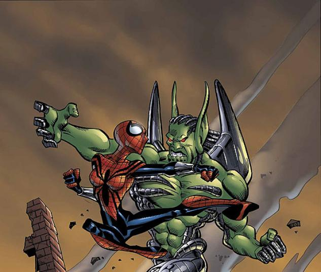 SPIDER-GIRL (2007) #86 COVER
