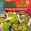 Archrivals: Hulk vs Abomination