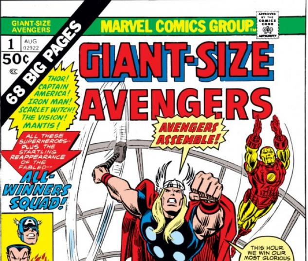 Giant-Size Avengers #1