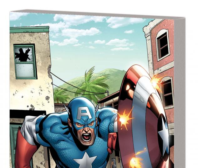 Marvel Adventures Avengers: Captain America Digest cover