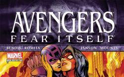Avengers (2010) #17 Cover