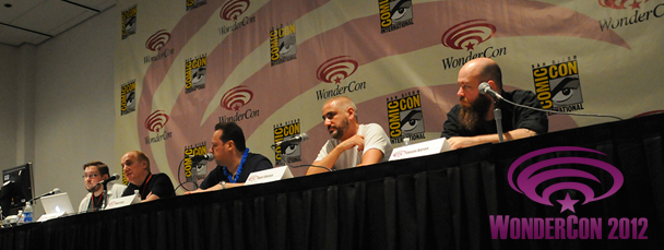 WonderCon 2012: Liveblog Central