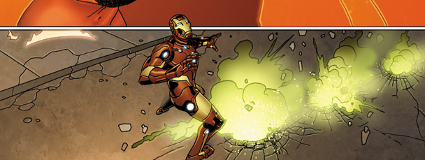 Sneak Peek: Invincible Iron Man #516