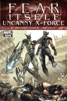 Fear Itself: Uncanny X-Force #2