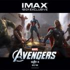 Avengers IMAX Midnight Poster Revealed
