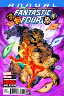 Fantastic Four Annual (2010) #33